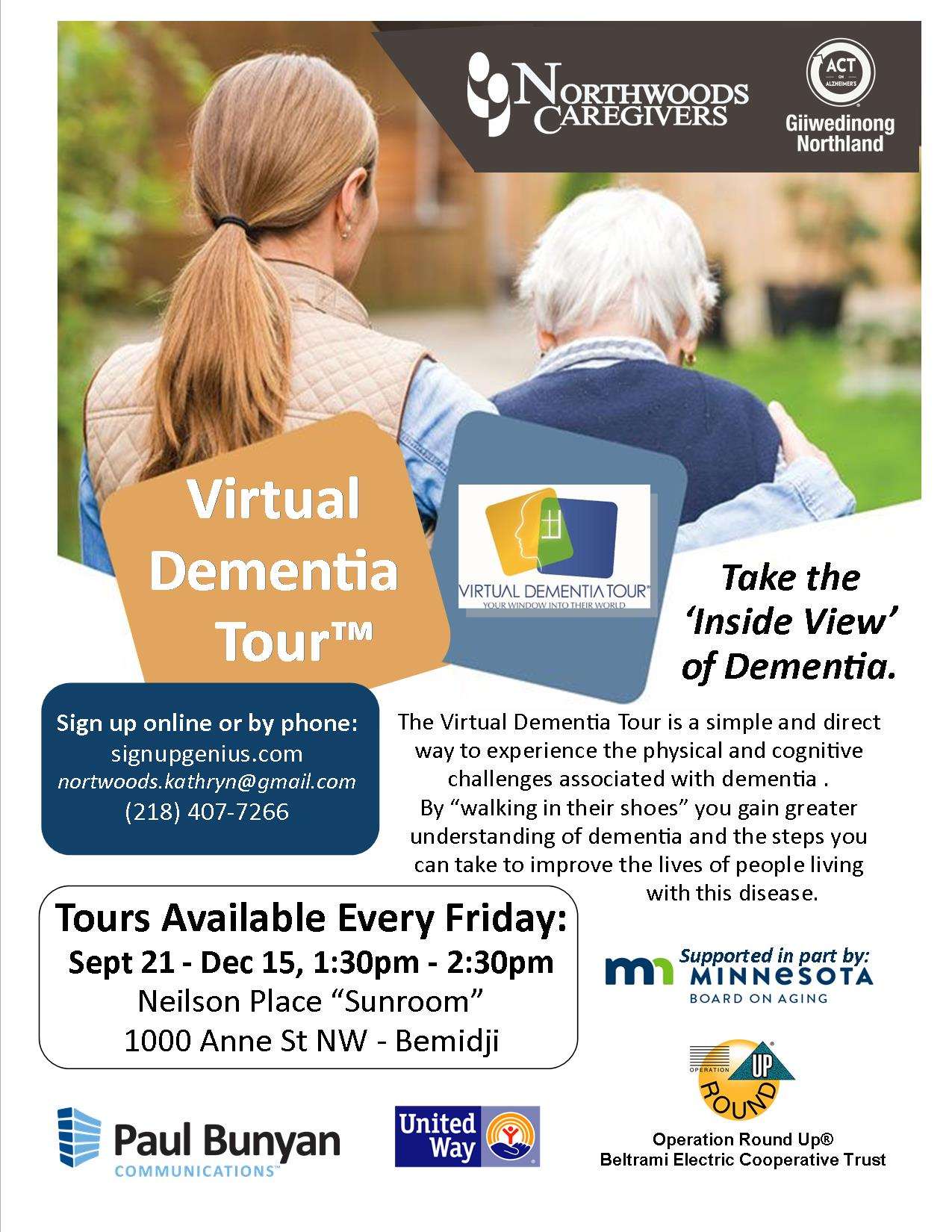 Alzheimer S And Dementia Information Northwoods Caregivers